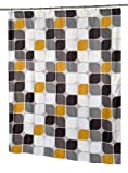 Best Carnation Home Fashions Home Fashion Wides - Carnation Home Fashions Metro Extra Long Printed Fabric Review