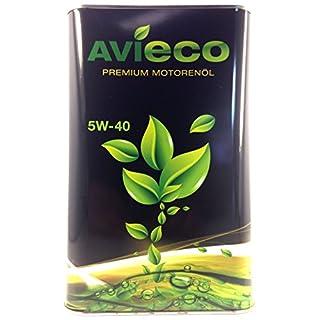4 Liter AVIeco 5W-40 Premium Motorenöl