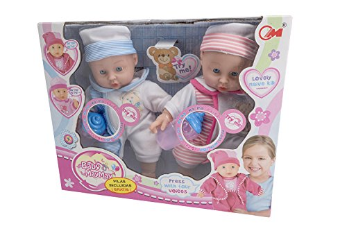 Toys Outlet Baby May May 5406332785. Hermanos Gemelos