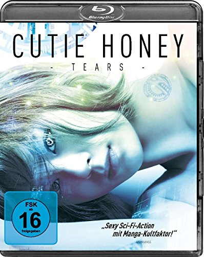 Cutie Honey - Tears [Blu-ray]