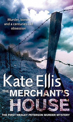 Ellis Twist (The Merchant's House: A gripping, detective thriller with a heart-stopping twist (Wesley Peterson, Band 1))