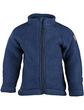 mikk-line Jungen Jacke Wolljacke Baby Wool