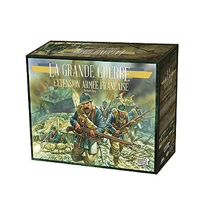 Nuts Publishing - La Grande Guerre : Extension Armée Française