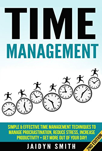 procrastination and time management A 'scientific' approach to the problem of procrastination this is the first time management book i've read that properly explains why people procrastinate and put off things they know they should just get on with.