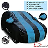 Autofurnish AF21593 Car Body Cover for Hyundai Creta (Blue)