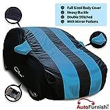 Autofurnish Car Body Cover for Toyota InNova (Arc Aqua Blue)