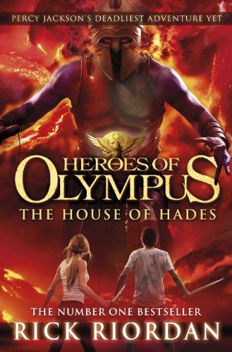 heroes of olympus: the house of hades Heroes of Olympus: The House of Hades 51QPABaCR8L