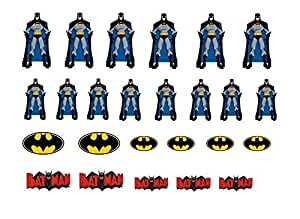 Easy to use nail art transfer stickers Batman