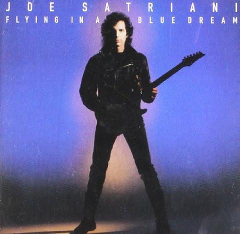 Cd Joe Satriani - Flying in a Blue