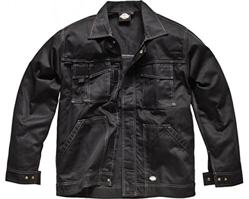 Dickies Bundjacke Industry 300 schwarz BK L, IN30010