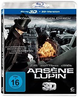 Arsène Lupin (inkl. 2D Version) [Blu-ray 3D]