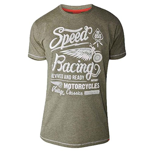 Duke London Herren T-Shirt * Khaki