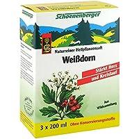 Weißdorn. Naturreiner Heilpflanzensaft WS (0.6 L) preisvergleich bei billige-tabletten.eu