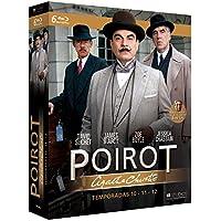 Poirot - Temporadas 10, 11 Y 12