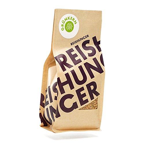 Reishunger Grünkern, Österreich, Bio, 6er Pack (6 x 400 g)