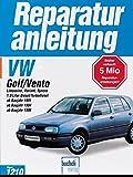 VW Golf / Vento: Limousine, Variant, Syncro - 1.9 Liter Diesel/Turbodiesel