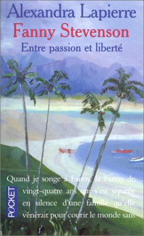 Portada del libro Fanny stevenson by ALEXANDRA LAPIERRE (April 18,1995)