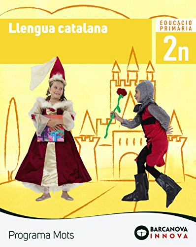 Llengua catalana 2. Llibre de l'alumne. Programa Mots (Innova)