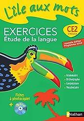 L'ILE AUX MOTS; français ; CE2 ; fichier d'exercices