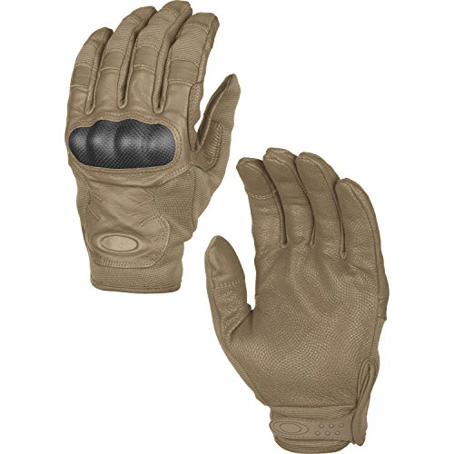 Oakley Handschuh SI Tactical Touch Glove Coyote, XL, Coyote (Oakley Handschuhe Xl)