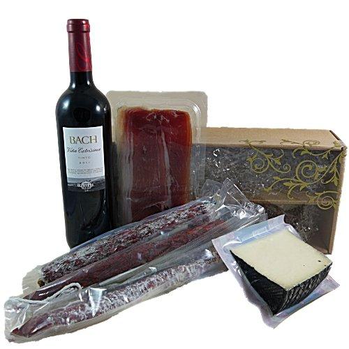 Für Geniesser – Rotwein und spanische Delikatessen