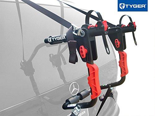 TYGER - Soporte para maletero para bicicleta