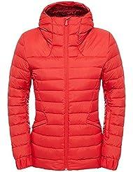 North Face W MOONLIGHT JACKET - Chaqueta, color rojo, talla L