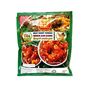 Babas Meat Curry Powder from Babas