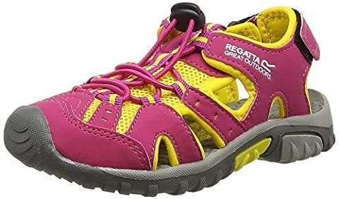 Regatta Deckside Jnr, Girls' Multisport Outdoor Shoes, Pink (Cabaret/Yell), 6 UK (39 EU)