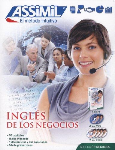 Inglés De Los Negocios Superpack (Libro+mp3+CD) (Affari)