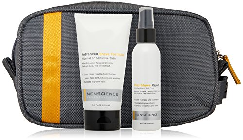 MenScience - Advanced Shave Kit - Kit de rasage