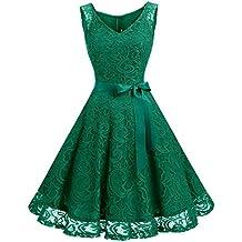 Amazon.es: Vestidos Cortos Verdes