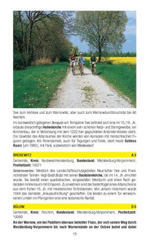 Schweriner Seengebiet: Wanderkarte mit Radrouten und KOMPASS-Lexikon. GPS-genau. 1:50000 (KOMPASS-Wanderkarten) - 3