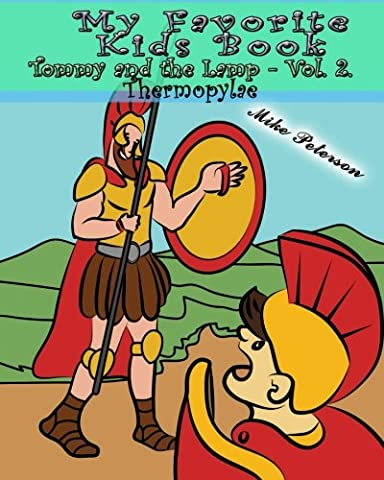 HISTORICAL FICTION BOOKS FOR KIDS: Tommy and the Lamp -