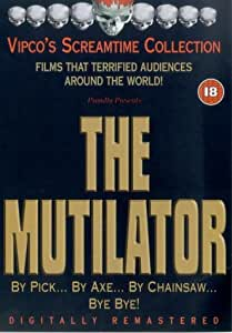The Mutilator [DVD]