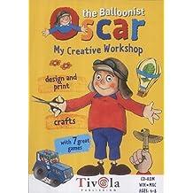 Oscar the Ballonist: My Creative Workshop