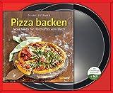 Pizza backen-Set: Neue Ideen für Herzhaftes vom Blech. Buch mit zwei...