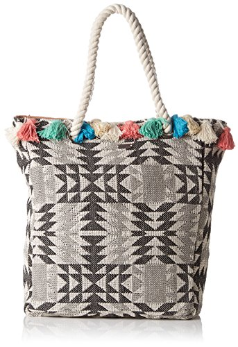 Roxy Damen Dreamscape Shopper DREAMSCAPE, Camel, 42 x 22 x 48 cm, ERJBP03425 (Tote Bag Beach Cotton)