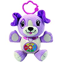 """LeapFrog 601803 """"Sing and Snuggle"""" Toy, Violet"""