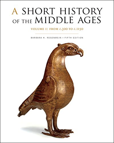 A Short History of the Middle Ages, Volume I: From c.300 to c.1150, Fifth Edition