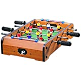 ViVo© Mini Table Football Pocket Travel and Table Top Desk Games Stocking Fillers Xmas Present