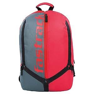 Fastrack Laptop Backpack Red Color - AC029NRD01