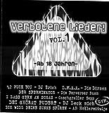 Verbotene Lieder Vol. 1 - Ab 18 Jahren