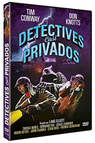 The Private Eyes (DETECTIVES CASI PRIVADOS, Spanien Import, siehe Details für Sprachen) (Private Eyes Dvd)
