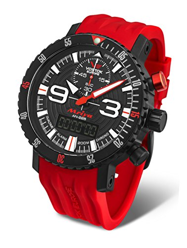 Vostok Europe Montre Homme 9516-5554250