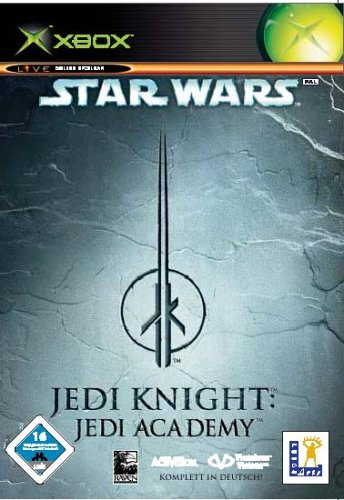 Star Wars - Jedi Knight: Jedi Academy
