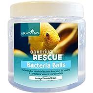 All Pond Solutions Aquarium Rescue Filter Start Bacteria Boost Balls, 280 ml