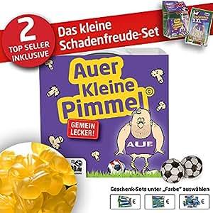 Hamburger Kleine Pimmel F/ür mehr Spa/ß in der Liga! inklusive Messlatte zum Lachen /& Vergleichen by Ligakakao.de Echt gemein leckere Fruchtgummi f/ür HSV-Fans