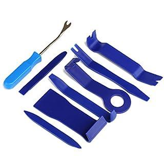 LIHAO 8tlg Auto Demontage Werkzeug Tool Zierleistenkeile Set für Fahrzeug Innenverkleidung