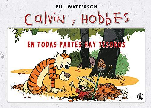 En todas partes hay tesoros (Súper Calvin y Hobbes 1) (Bruguera Contemporánea) por Bill Watterson